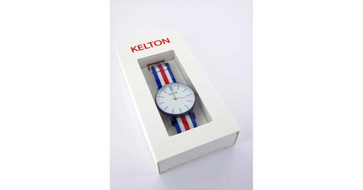 9120162 kelton idyllic bleue blanc rouge