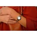 montre argenté Louis Châtel pour femme