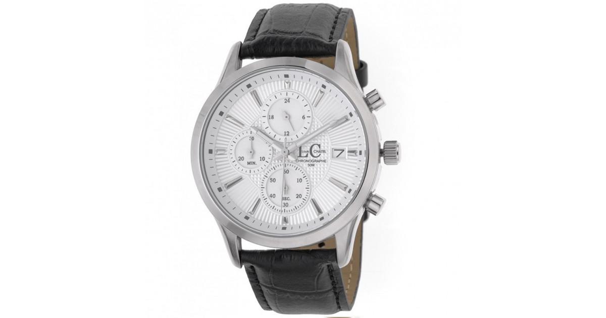 montre Louis Châtel fonction chronographe  pour homme