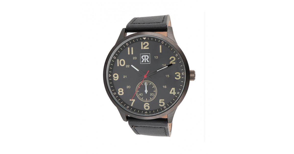 la montre aviator pour les hommes en route pour l'aventure